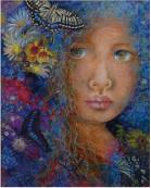 瞳の奥(2010年 二科展特選受賞)